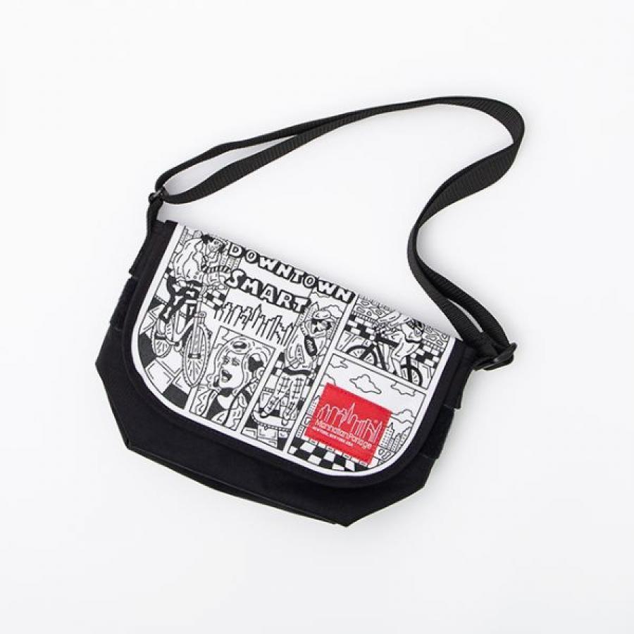 Casual Messenger Bag JR Canvas Art Print 2020