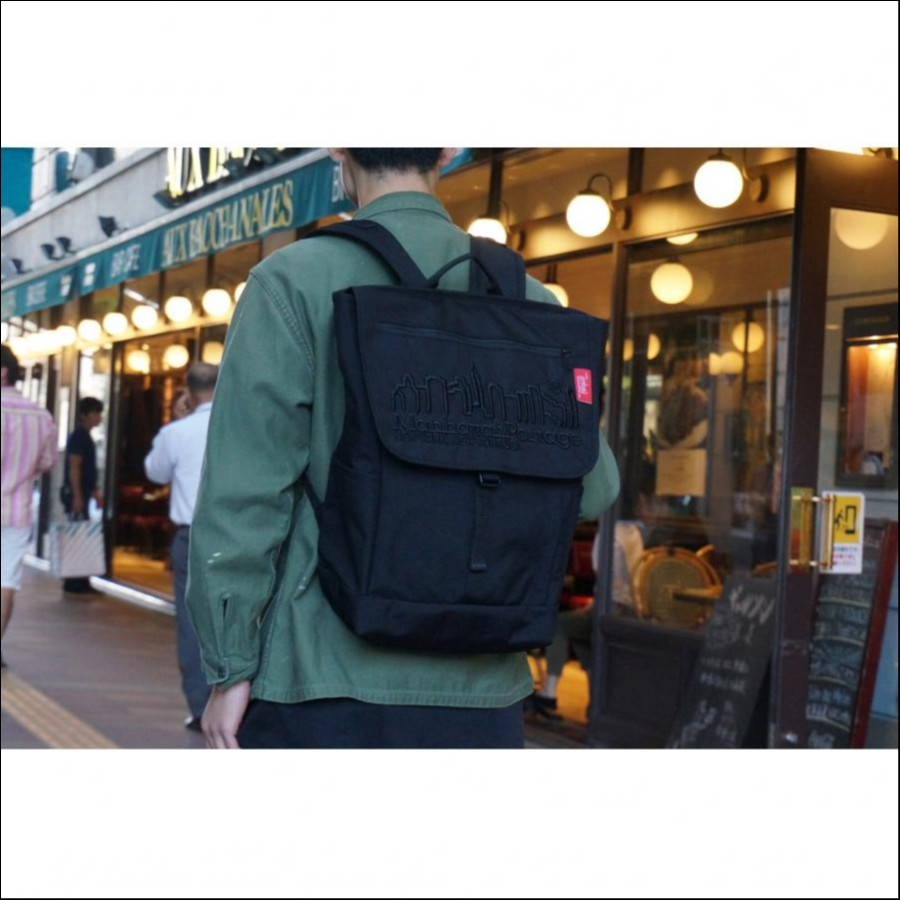 MP Embroidery Washington SQ Backpack