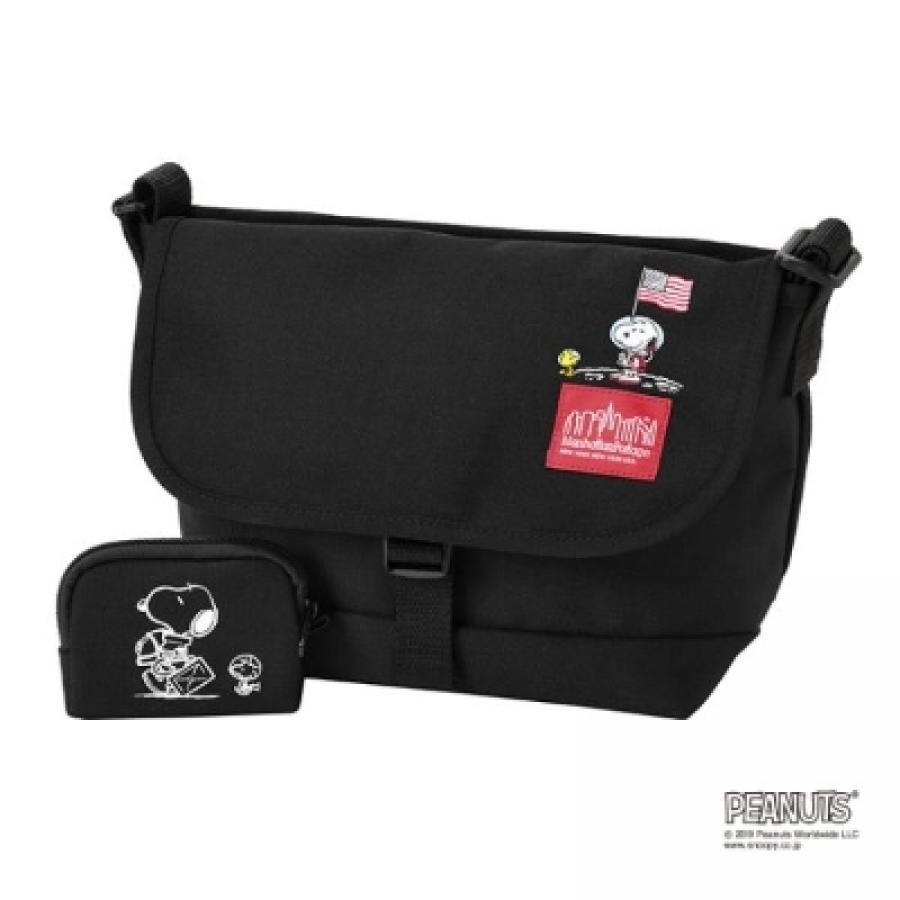 Manhattan Portage × PEANUTS Casual Messenger Bag JRS