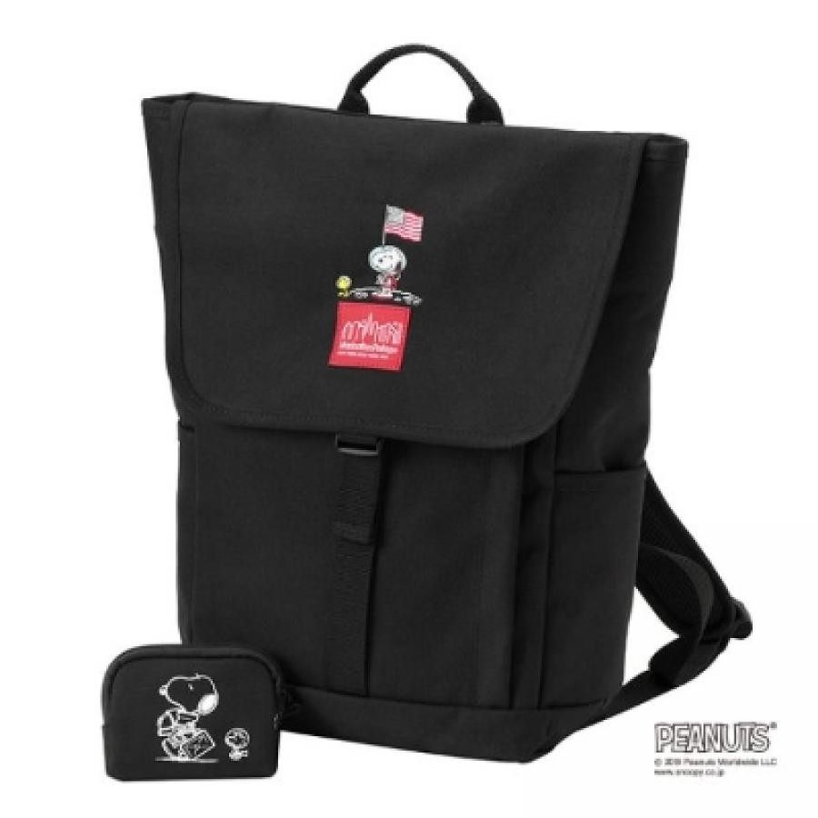 Manhattan Portage × PEANUTS Washington SQ Backpack JR