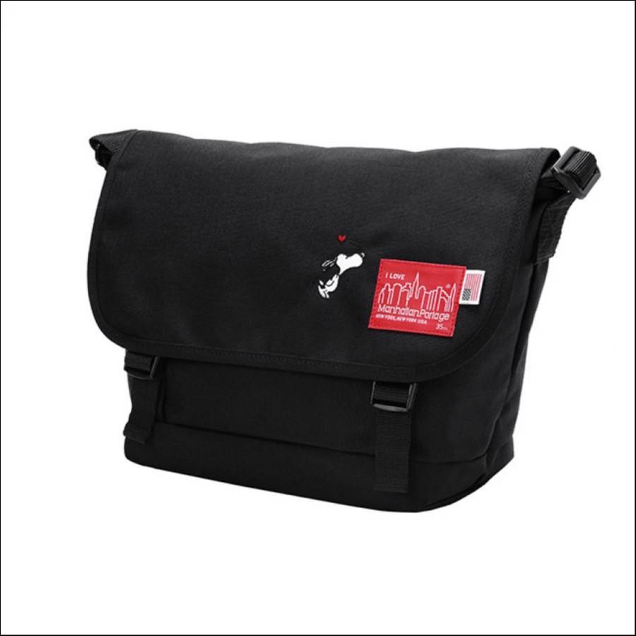 PEANUTS コラボ Casual Messenger Bag (A4サイズ)