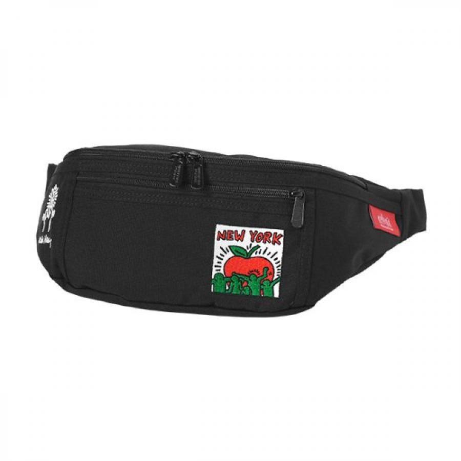 Alleycat Waist Bag Keith Haring