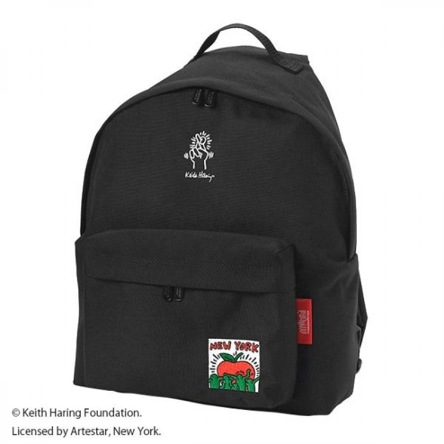 Big Apple Backpack Keith Haring