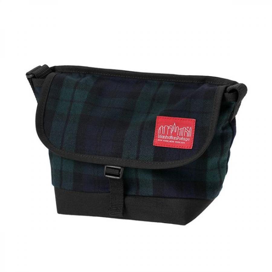 Casual Messenger Bag Plaid Collection
