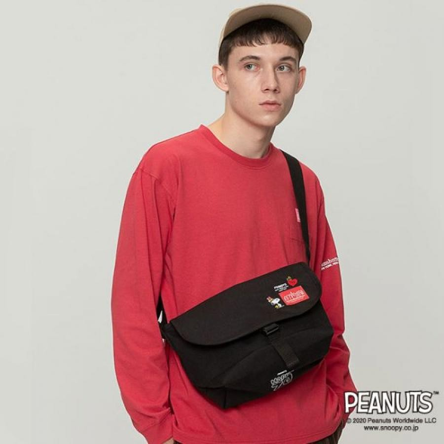 Casual Messenger Bag JRS PEANUTS 2020