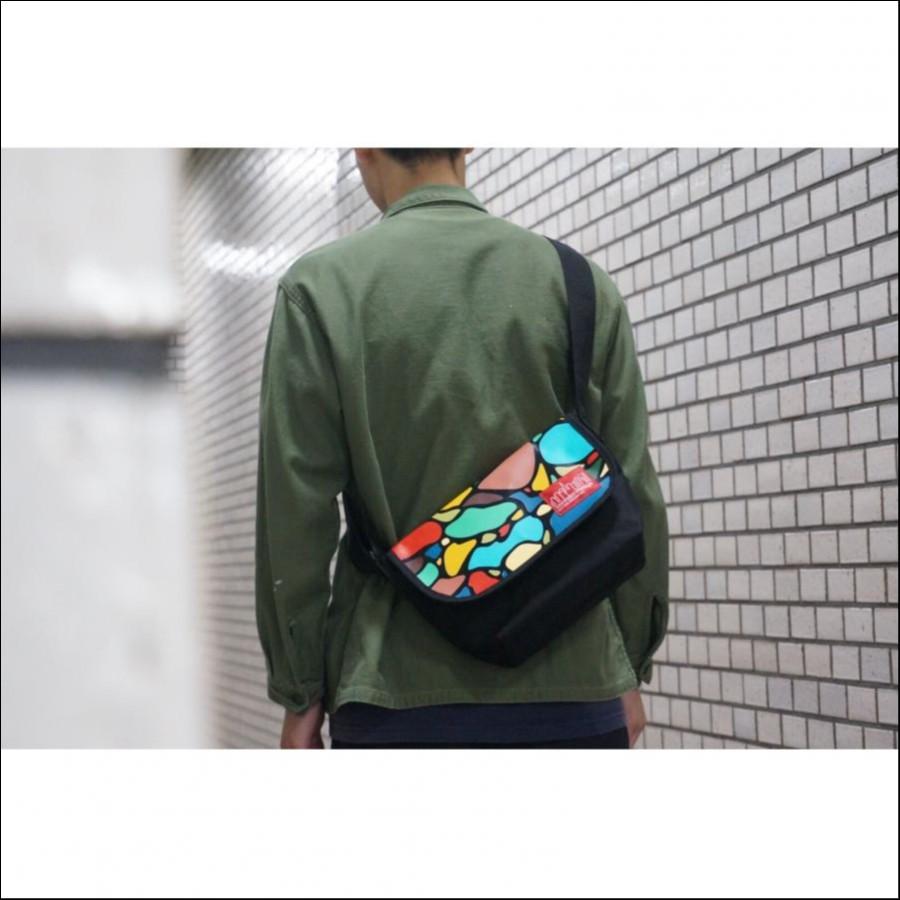 【福岡PARCO限定商品】Manhattan Portage × 冨永ボンド Messenger bag