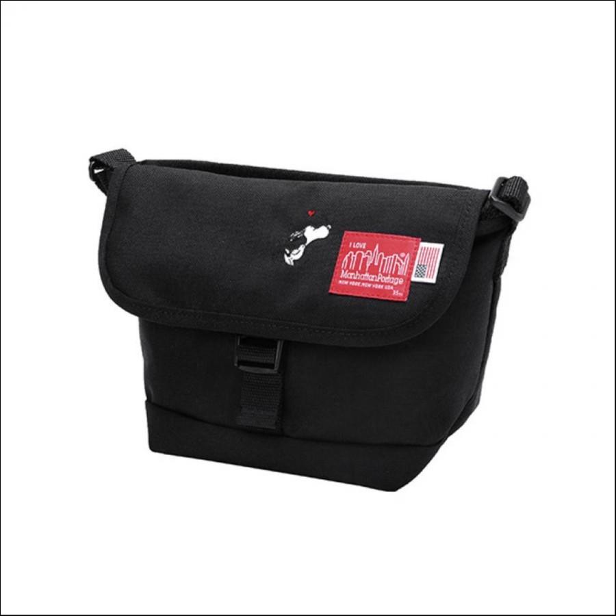PEANUTS コラボ Casual Messenger Bag (XSサイズ)