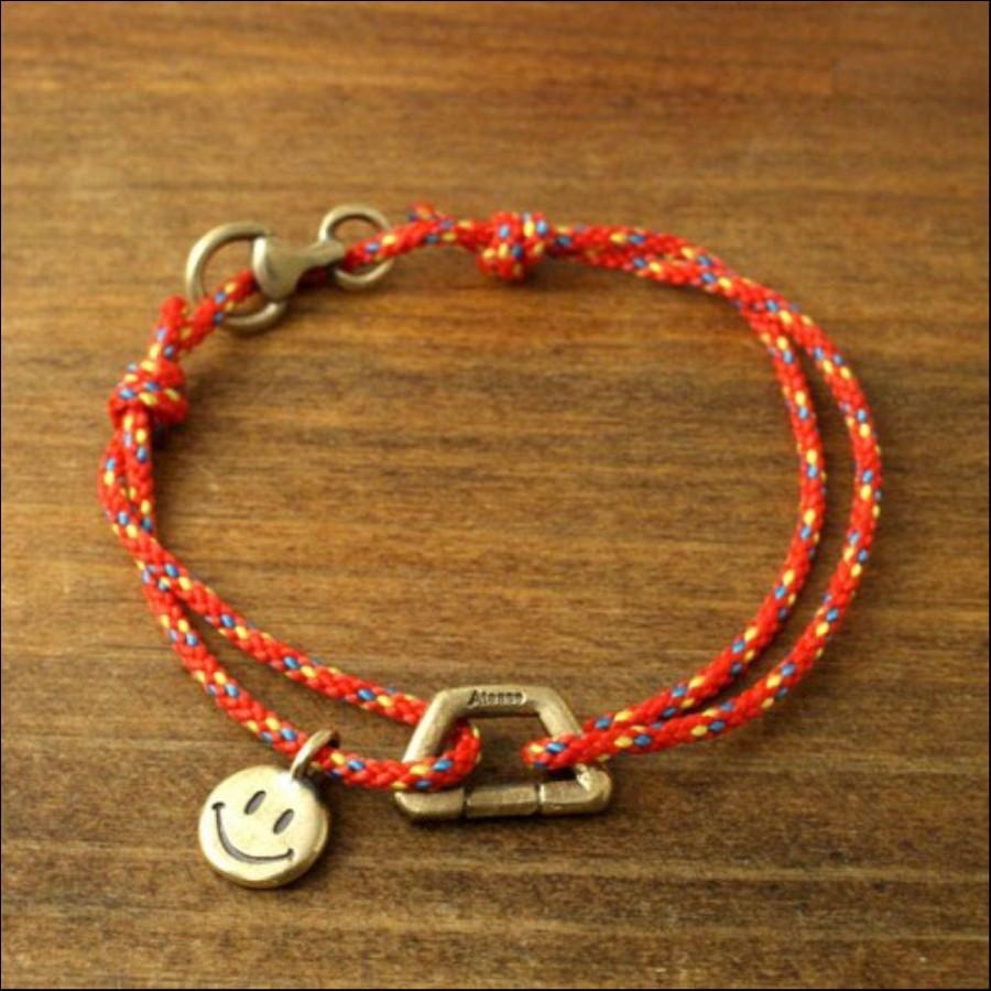 CARABINER BRACE&ANKLET / RED