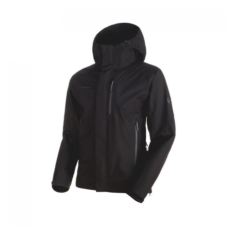 MAMMUT(マムート)Ayako Pro HS Hooded Jacket Men / black ※送料無料