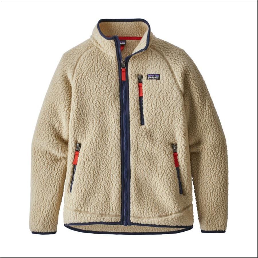 patagonia(パタゴニア)ボーイズ レトロ パイル ジャケット /ELKH ※送料無料