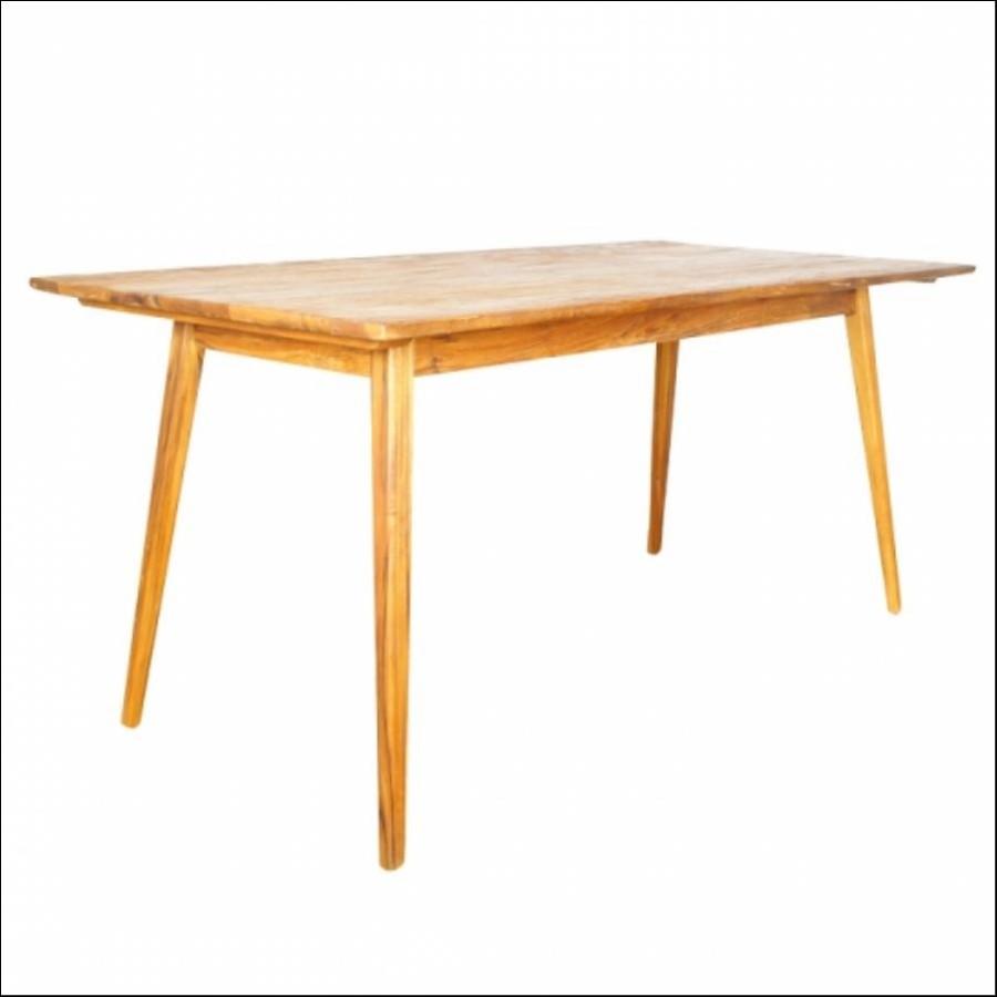 ナチュールダイニングテーブル140cm【OD7802】