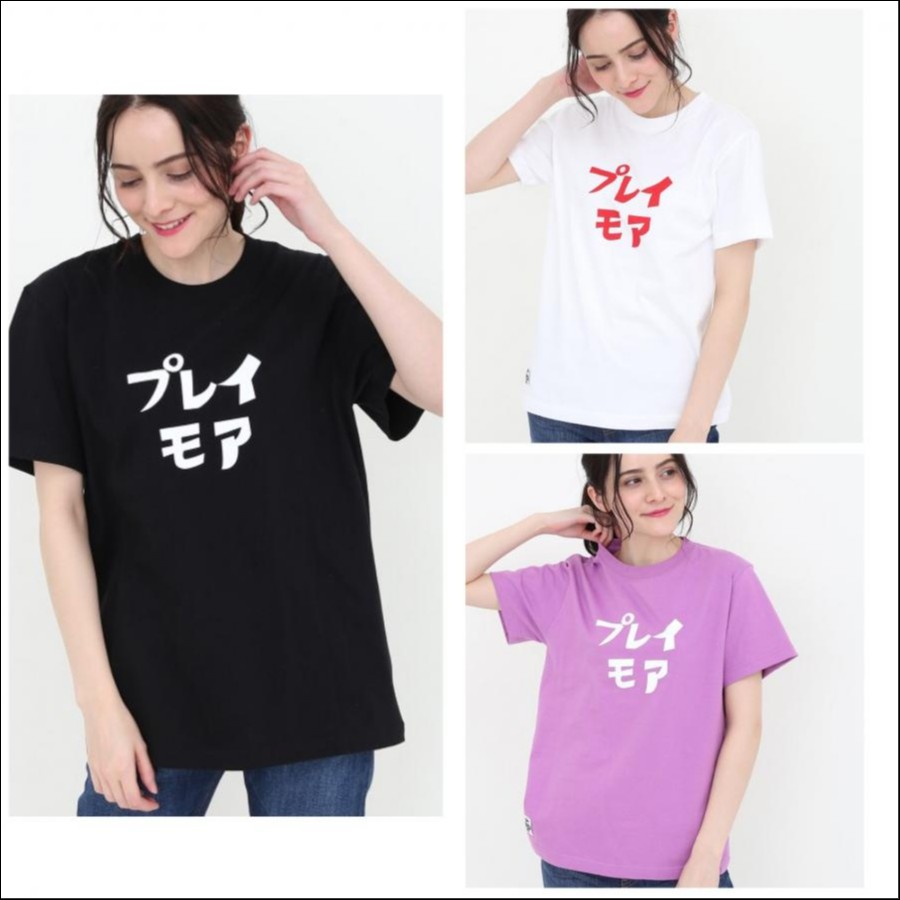 【CHUMS×LeMagasin】コラボ プレイモアTシャツ