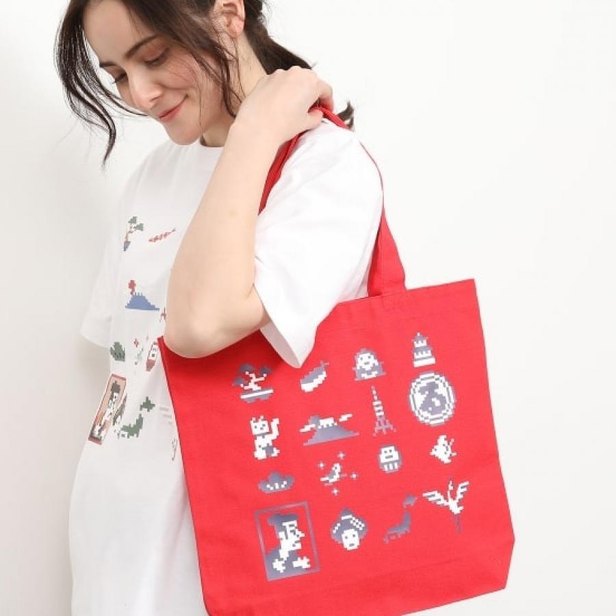 【TOKYOPiXEL×LeMagasin】コラボトート