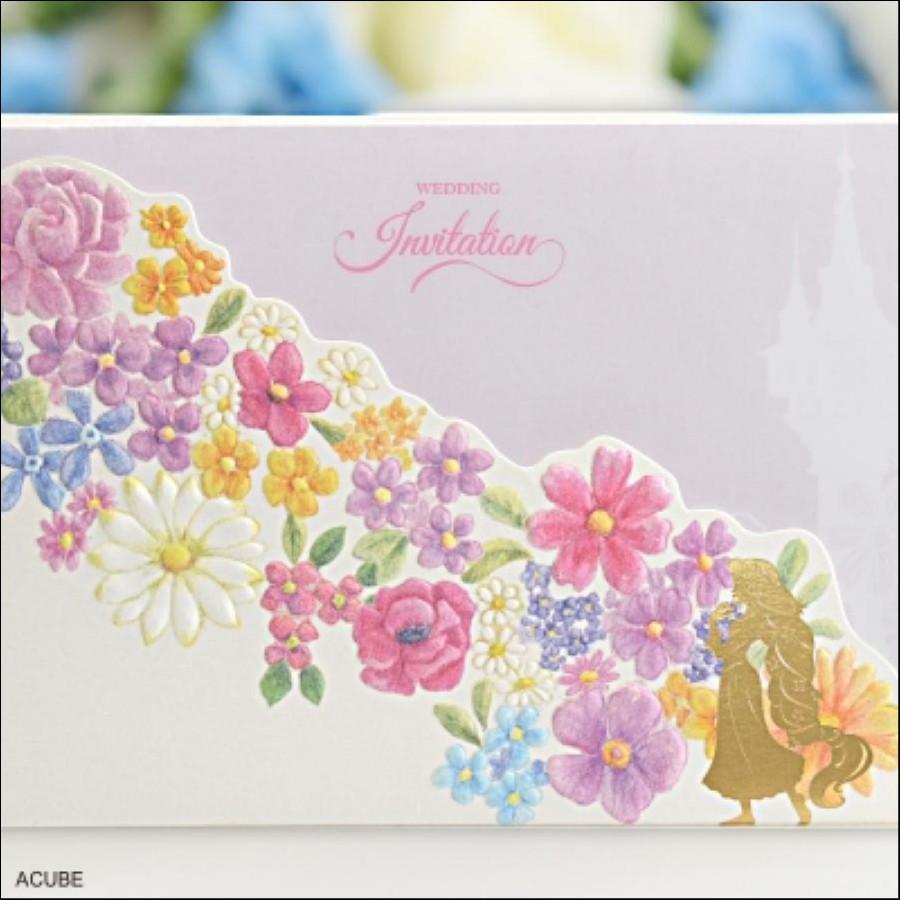 結婚式招待状(手作りキット)ヴィヴァーチェ(10枚セット)