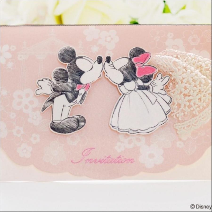 結婚式招待状(手作りキット)ホワイトベール(10枚セット)