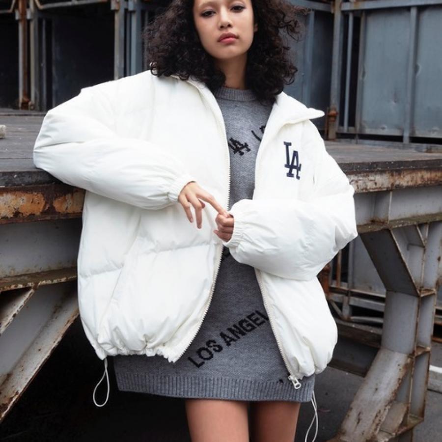 【BTTF】ロゴ中綿コート
