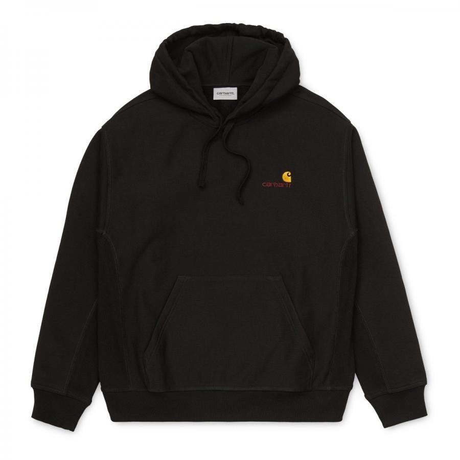 CARHARTTWIP カーハートダブルアイピー HOODED BLACK