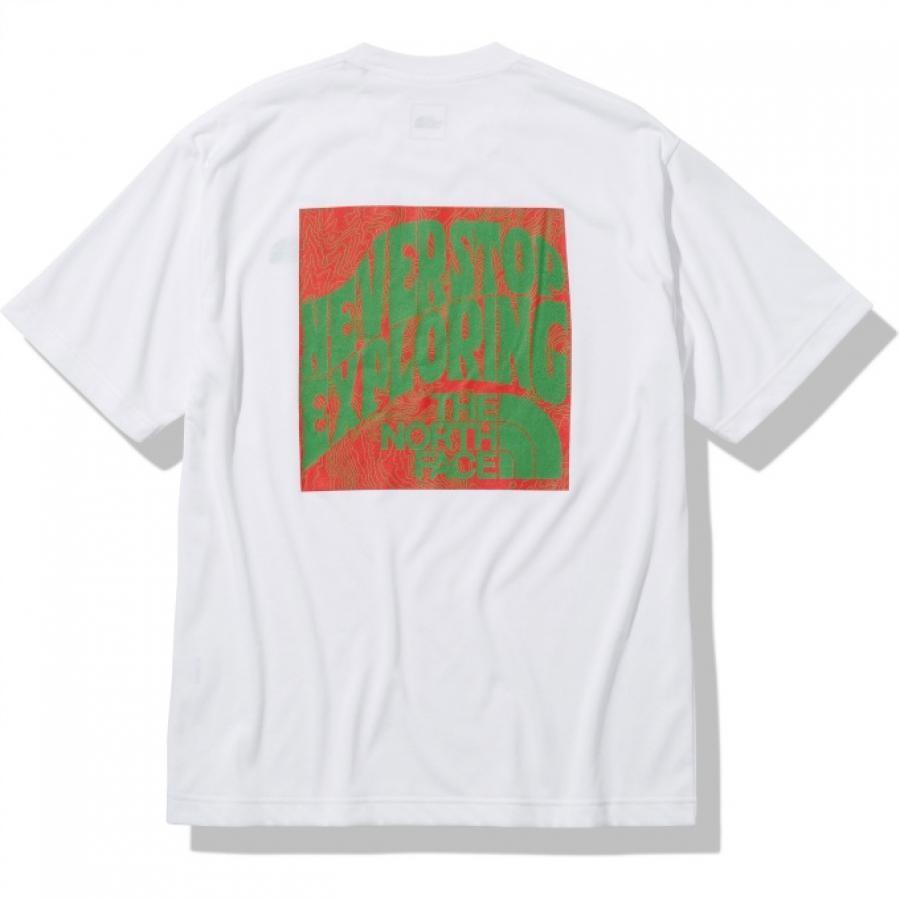 THE NORTH FACE ノースフェイス  ノースフェイス Tシャツ 半袖 メンズ ショートスリーブコントアトリップティー S/S Contour Trip Tee (メンズ) NT32104 【ムラサキスタイル】