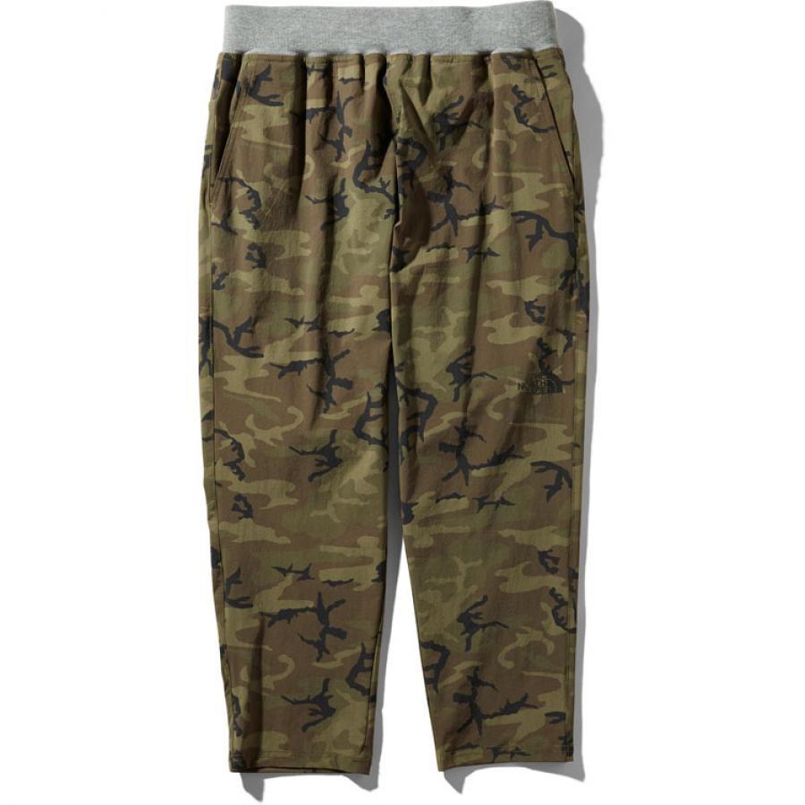 送料無料 THE NORTH FACE  Novelty Training Rib Cropped Pants ザ・ノースフェイス ノベルティートレーニングリブクロップドパンツ(メンズ)NB31898