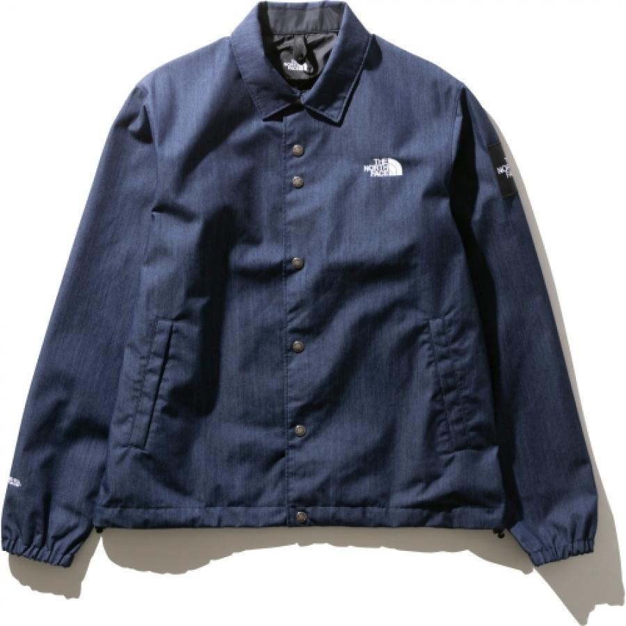 THE NORTH FACE ノースフェイス ジャケット GTXデニムコーチジャケット(メンズ) GTX Denim Coach Jacket ナイロンインディゴデニム(ID) NP12042