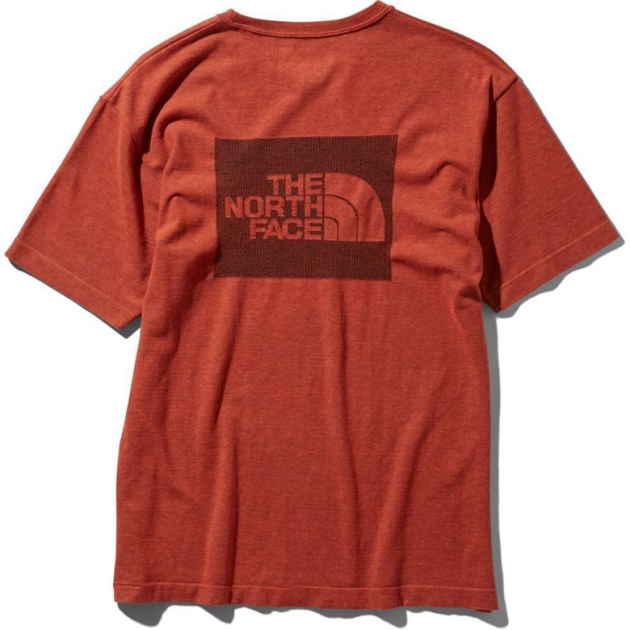 通販送料無料 THE NORTHFACE ザ・ノースフェイス S/S Square Logo Jacquard Teeショートスリーブスクエアロゴジャカードティー NT11932
