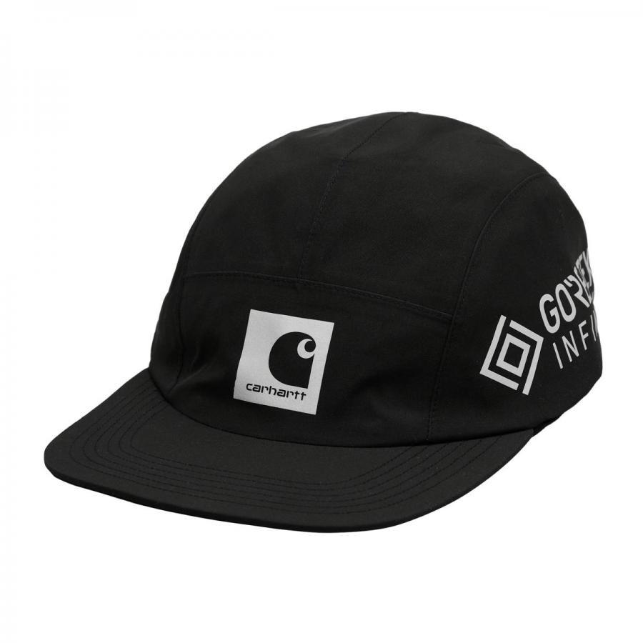 CARHARTTWIP カーハート GORE TEX REFLECT CAP ゴアテックスリフレクトキャップ Black  I028902【ムラサキスタイル】