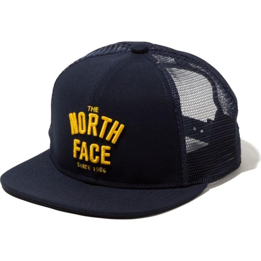 THE NORTH FACE メッセージメッシュキャップ(ユニセックス)アーバンネイビー(UN) NN01921 【ムラサキスタイル】