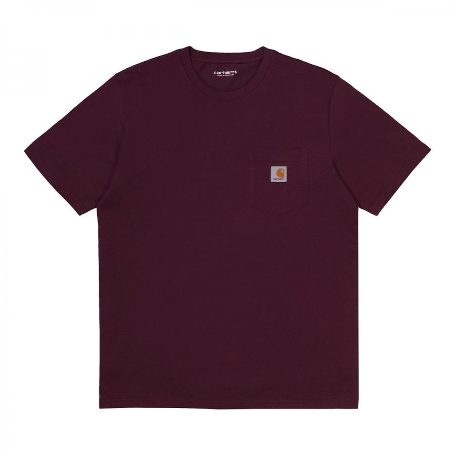 CARHARTTWIP  ポケットTシャツ  S/S POCKET T-SHIRT - Shiraz I022091