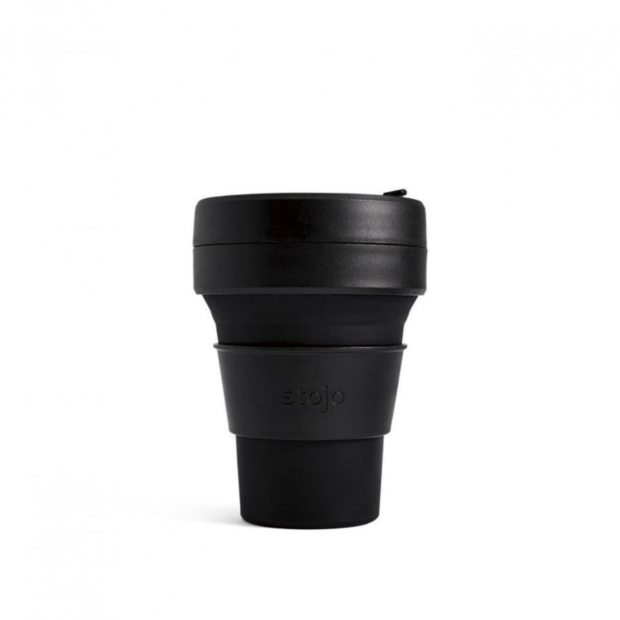 STOJO ストージョ  POCKET CUP/ポケットカップ 12oz/355ml トールサイズ INK/インク