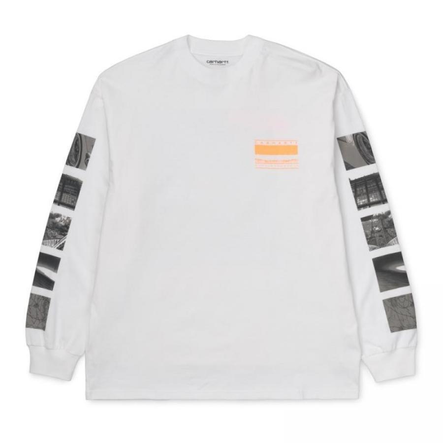 【送料無料】  CARHARTT スタック Tシャツ I027752