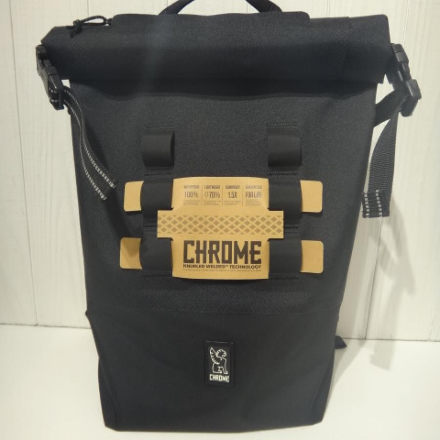 送料無料 CHROMEクローム URBAN EX ROLLTOP 18L BACKPACK  BACKPACK