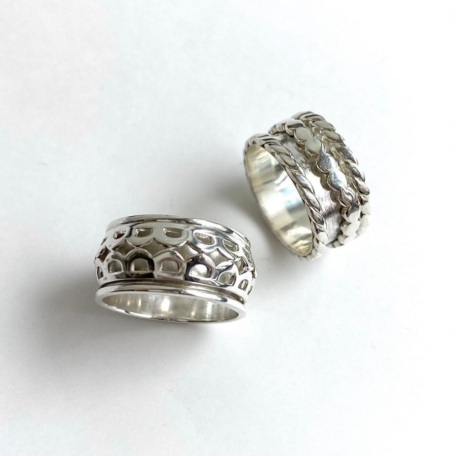 Rolling ring〈size16-18〉