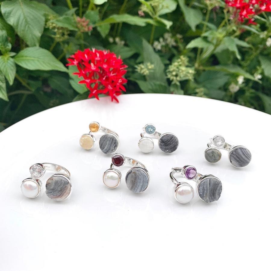 3stone ring