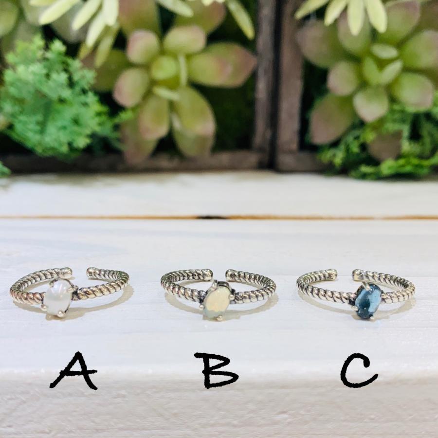 Petit ring ③ <Silver 925>
