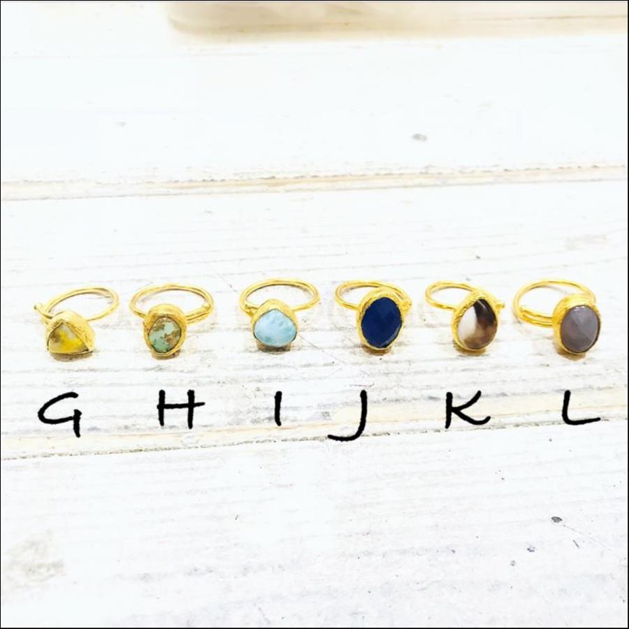 1stone ring G-L 043