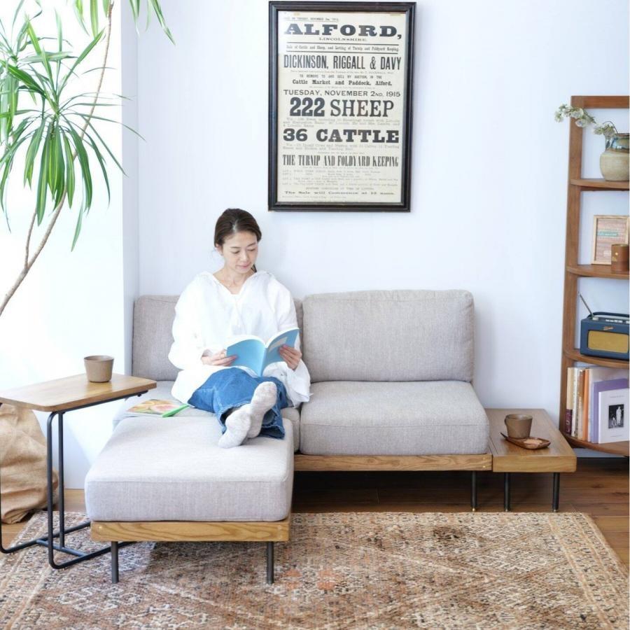 《予約》7月入荷予定 LILLE SOFA 2シーター リルソファ 家具