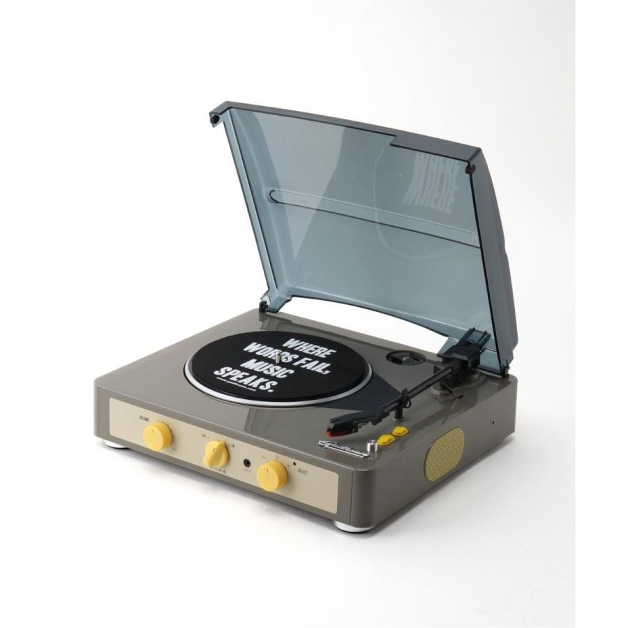GadHouse BRAD RECORD PLAYER 016