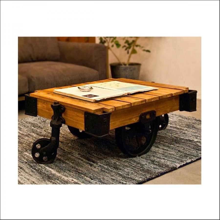 【SALE】ACME GUILD DOLLY TABLE L