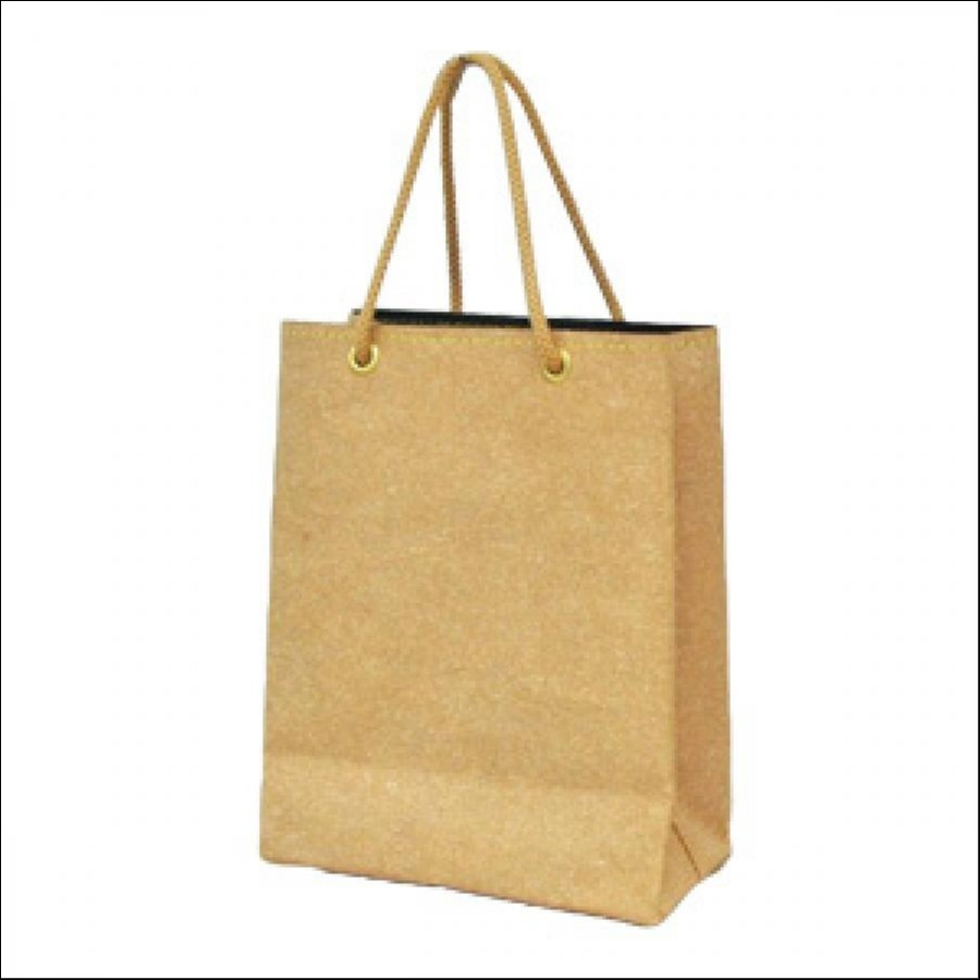 MAKOO Shopping bag / S /Natural