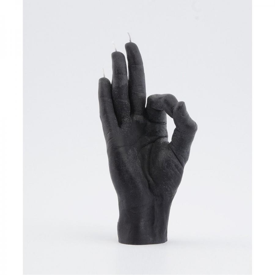 CANDLE HAND OK 016
