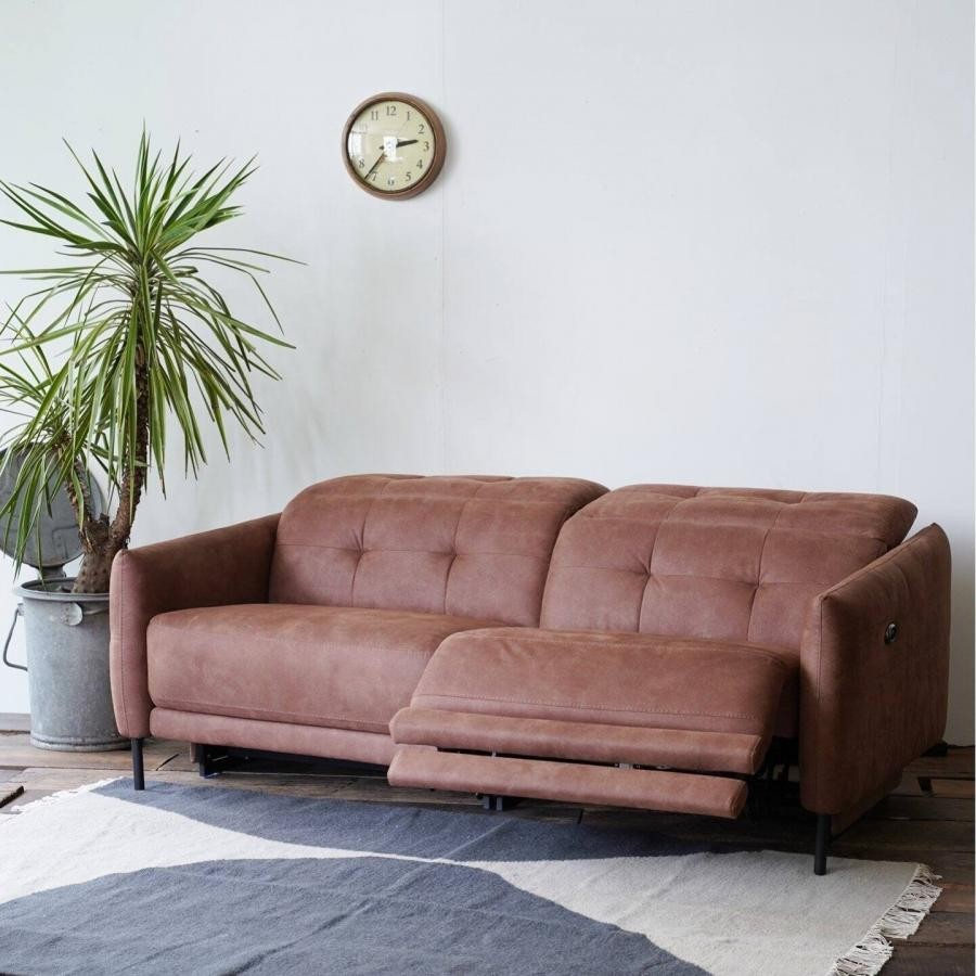 ≪予約商品≫SHEFFIELD RECLINING SOFA 家具