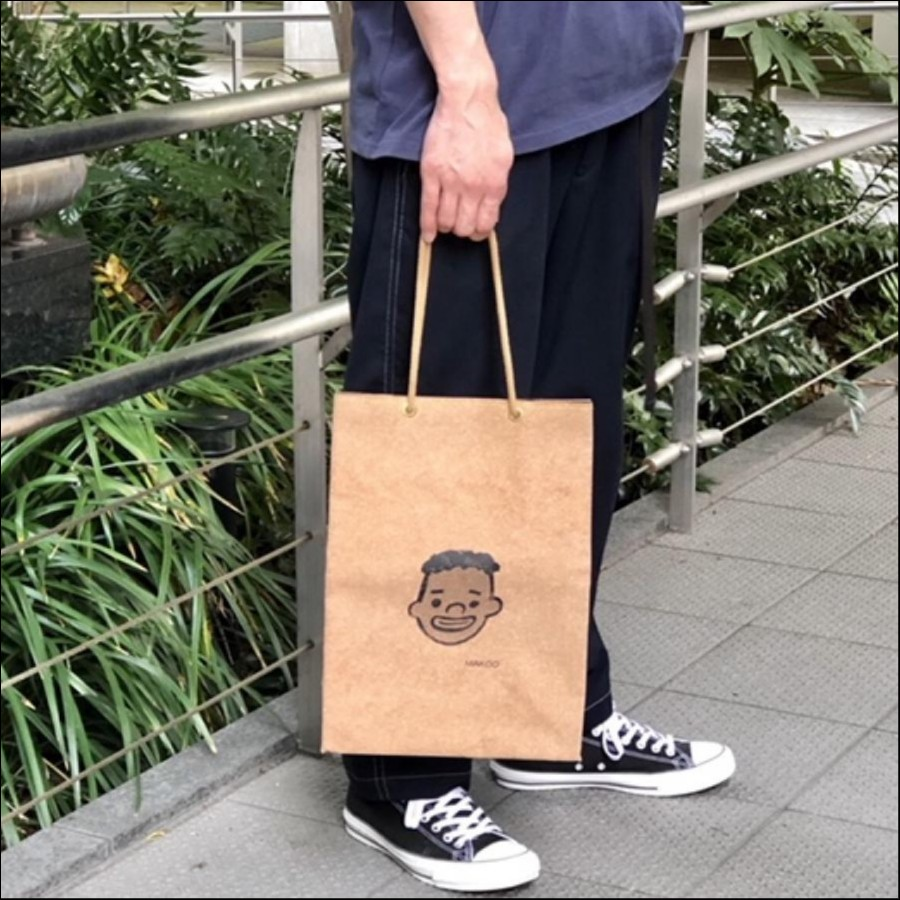 MAKOO Shopping bag / M /Boy