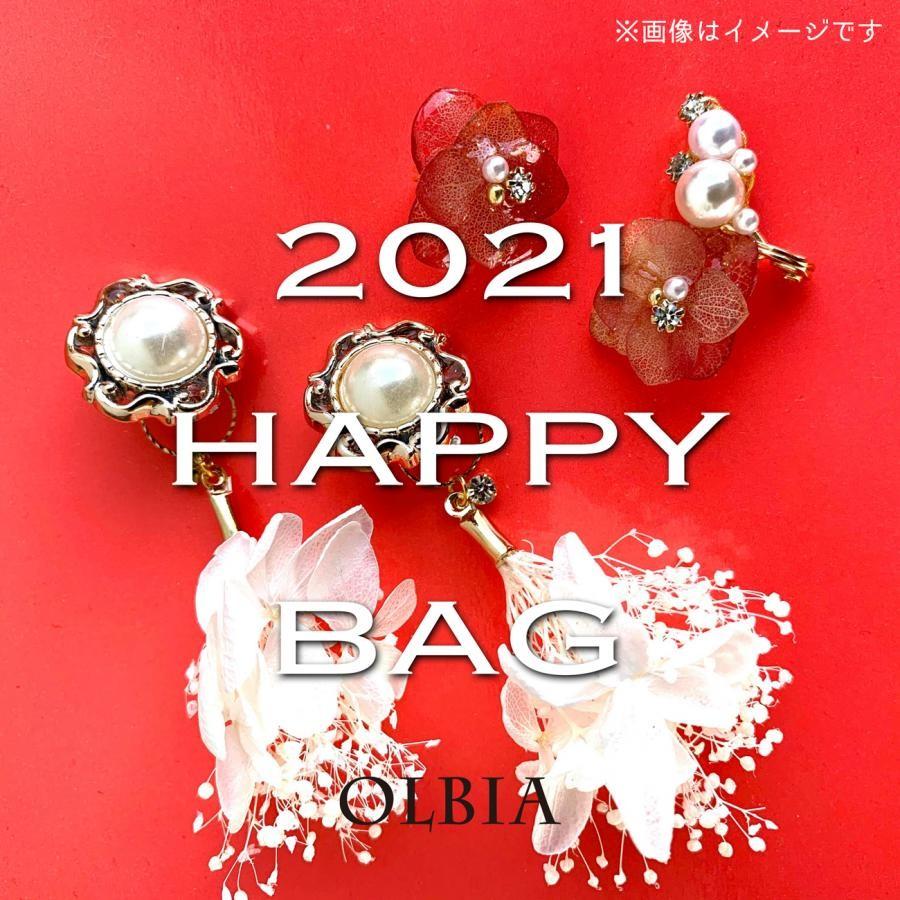 早期予約特典付き【福袋】OLBIA 2021 HAPPY BAG 3000【送料無料】