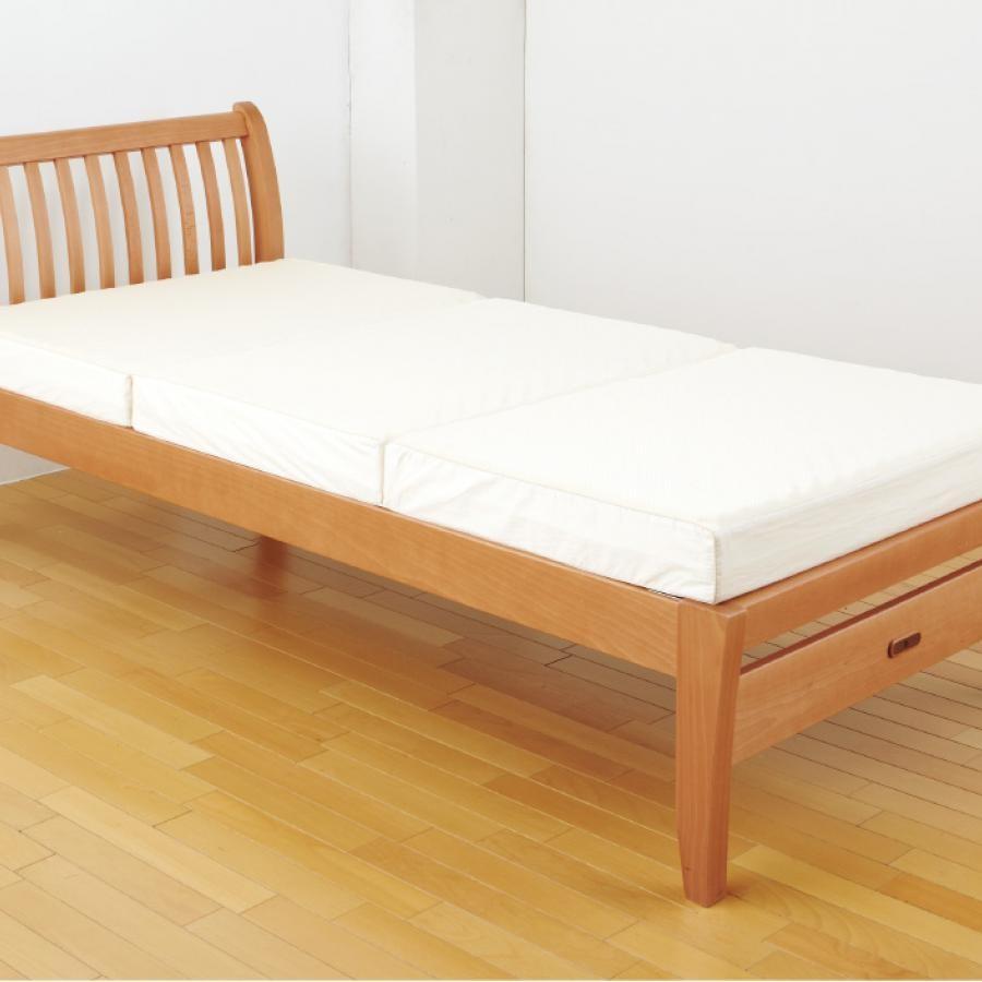 ヘッド&フットタイプ ベッド セミダブル