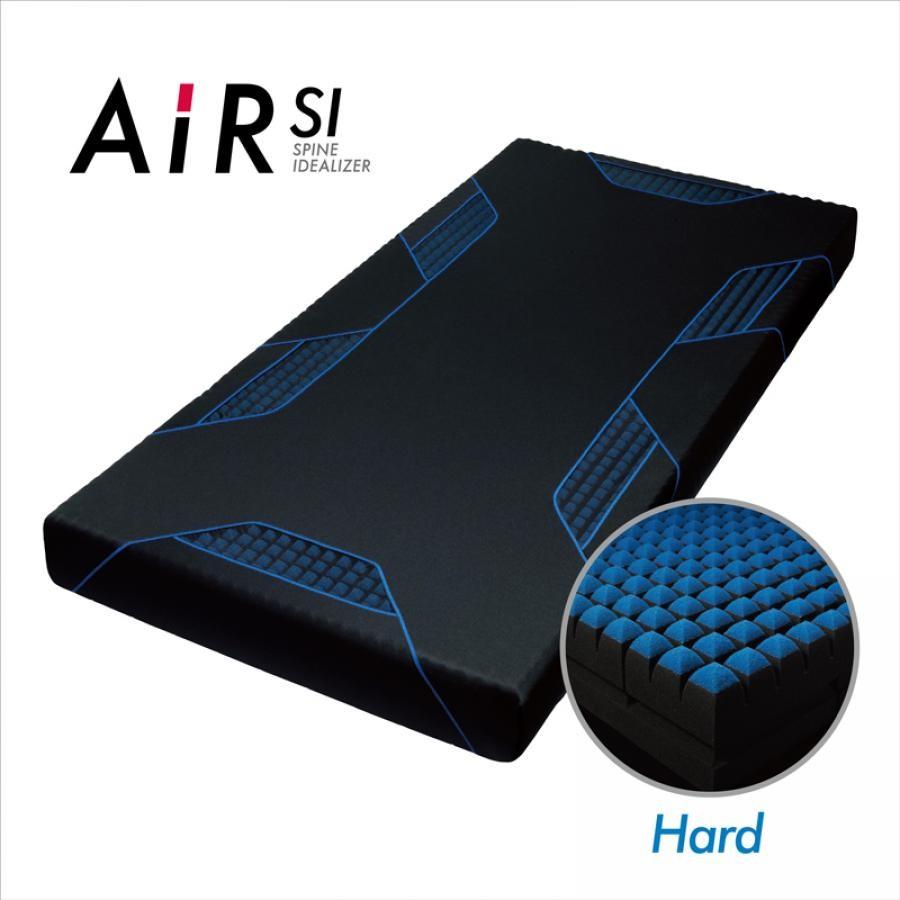 [エアーSI-H]ベッドマットレス/HARD セミダブル