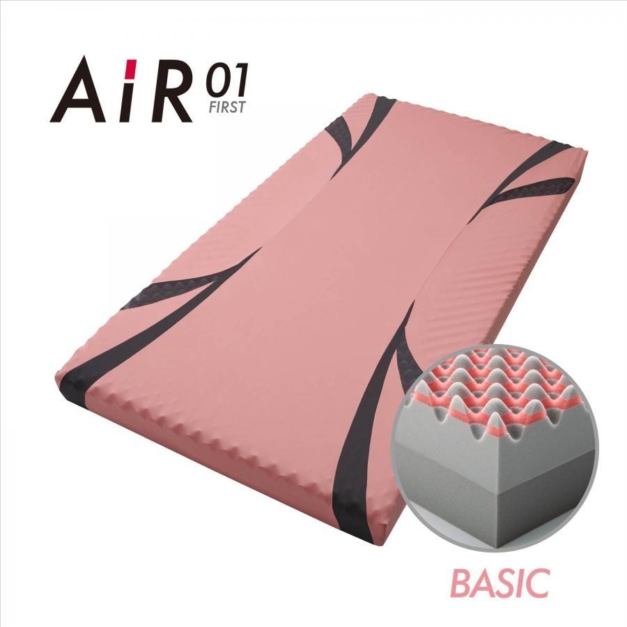 AIR01 ベッドマットレス BASIC セミダブル