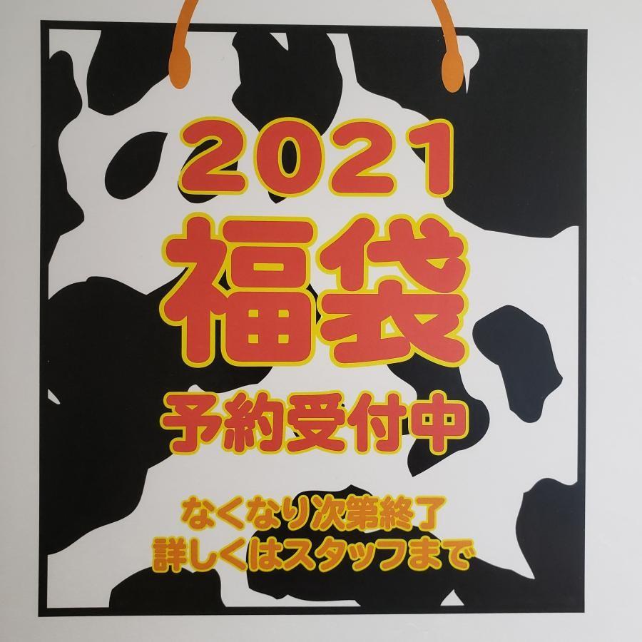 2021年ALPHA福袋