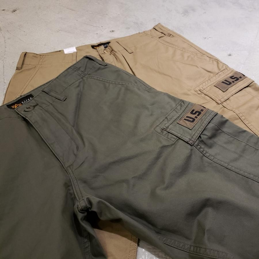 WIDE CARGO SHORTS
