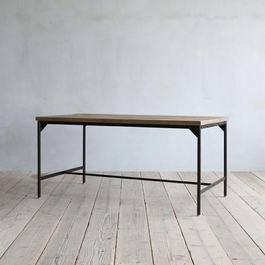 ブレラ ダイニングテーブル 1200 オールドウッドBR