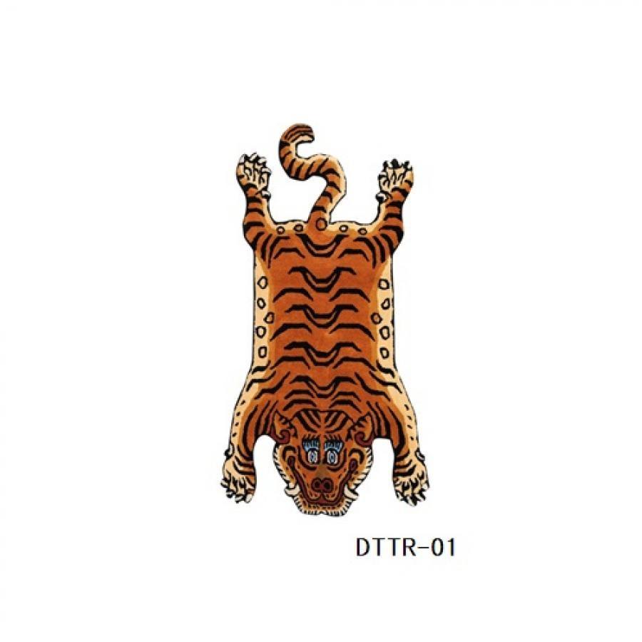 Tibetan Tiger RUG -Sサイズ-